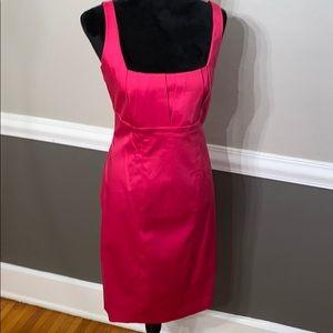Electric Pink CK Dress